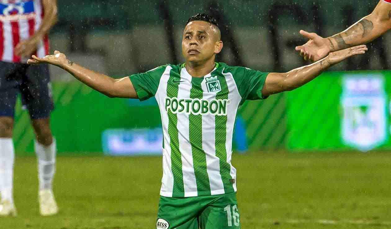 Sin Vladimir Hernández, Atlético Nacional publicó la lista de convocados para la vuelta de Copa Sudamericana
