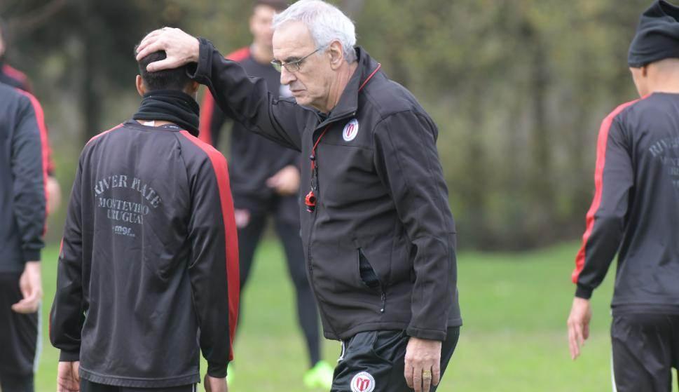 Técnico de River Plate no quería enfrentar a Nacional