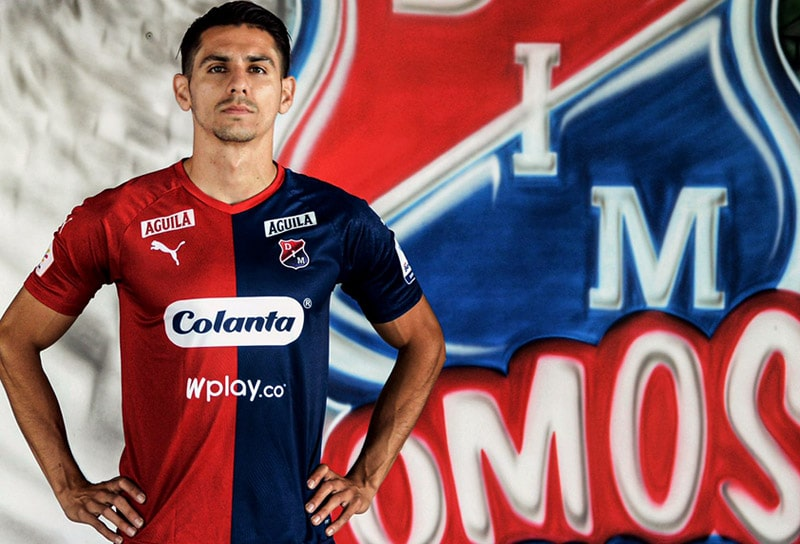 Walter Rodríguez, DIM, Deportivo Independiente Medellín, Liga BetPlay 2020