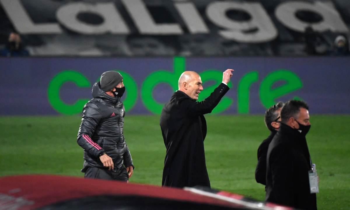 Zidane se lamenta Hazard se volvió a lesionar y otra derrota en La Liga