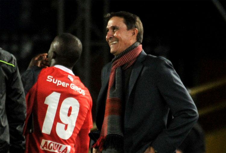 Los que Guimaraes dirigió en América de Cali y ahora quiere en Atlético Nacional