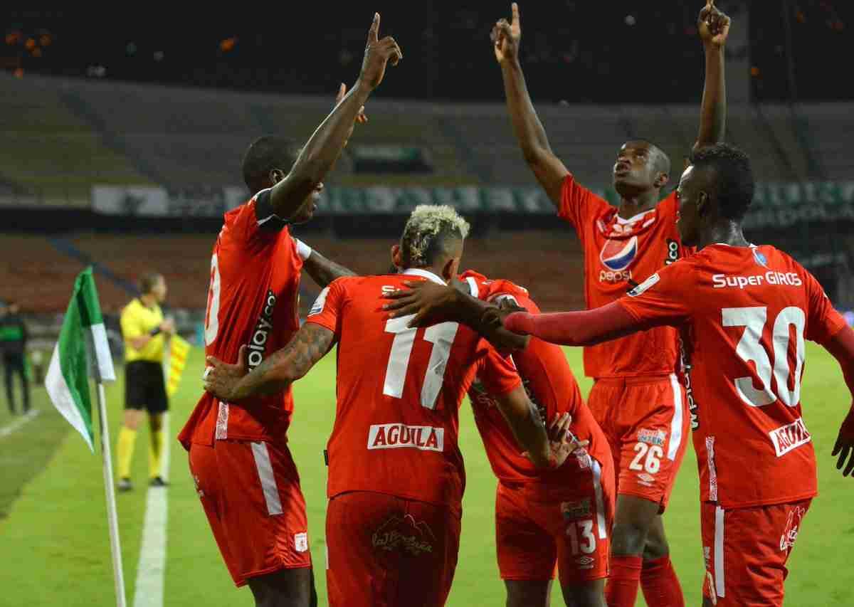 Atlético Nacional 0 - 3 América de Cali: Resumen, goles y resultado