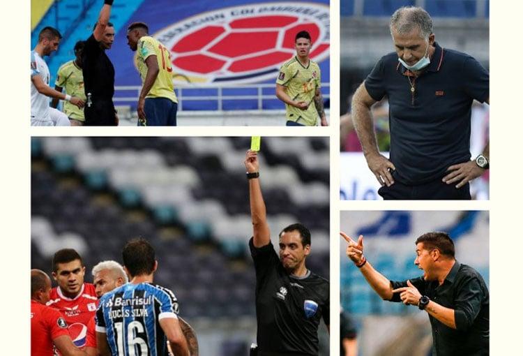 Carlos Queiroz y la crítica al árbitro con el que América de Cali se vio perjudicado