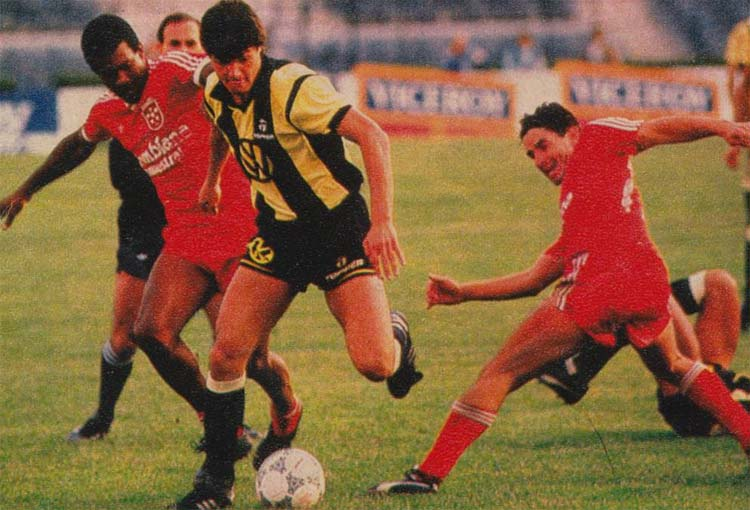 ¿La razón por la que América de Cali perdió la final de la Libertadores 1987?