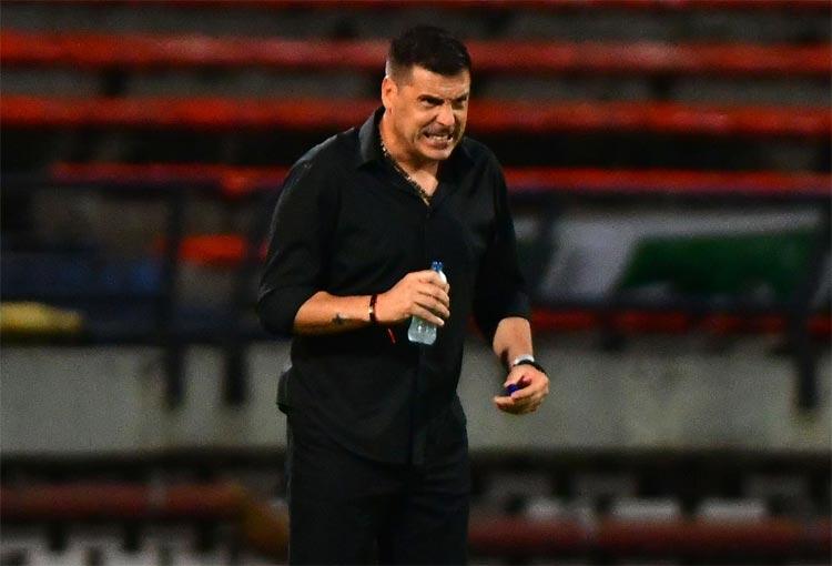 Elogio de Tulio Gómez al DT de América de Cali por la clasificación a semifinal