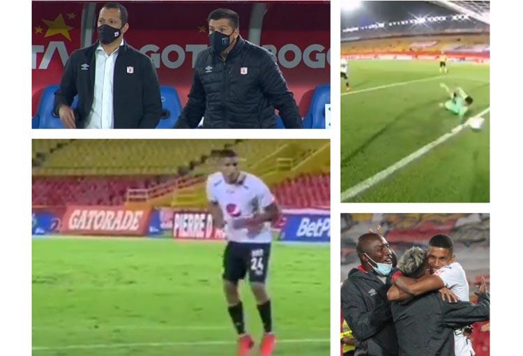 América de Cali: ¡Todo lo que contó Luis Sánchez de su famoso penalti!