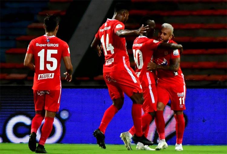 El probable 11 de América de Cali contra Deportivo Pereira
