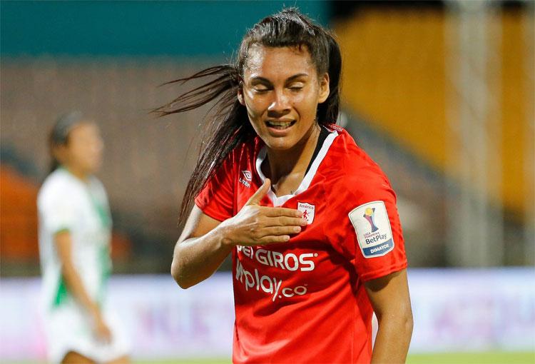 América de Cali y el triunfo sobre Atlético Nacional en el Atanasio, por la Liga Femenina Betplay