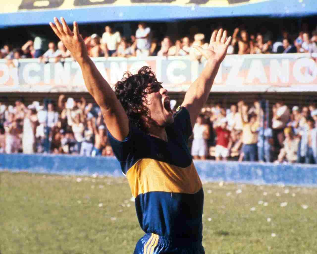 Boca Juniors despide a Diego Armando Maradona
