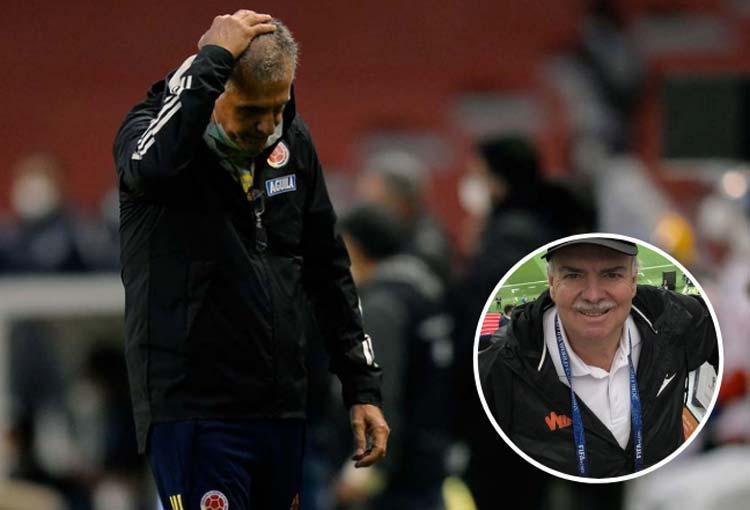 ¿Predicción de Iván Mejía sobre el futuro de Carlos Queiroz en la Selección Colombia?