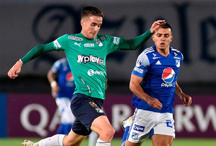 Copa Sudamericana: ¿Qué canal de televisión transmite Deportivo Cali vs. Millonarios FC?