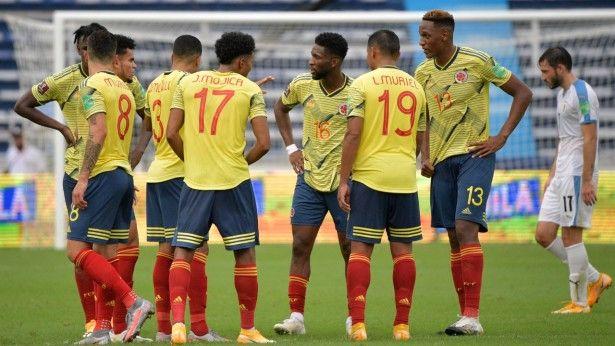 Selección Colombia y su peor posición en el Ranking FIFA con Carlos Queiroz