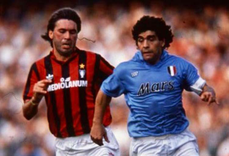 Ancelotti: del recuerdo de Maradona a otra explicación de lo que hace con James Rodríguez