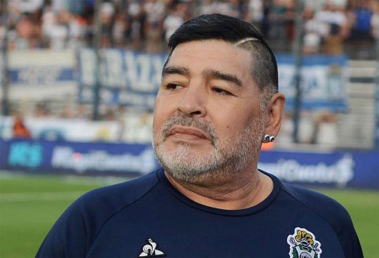 """""""El amor con la gente nunca se va a terminar"""": Diego Maradona en su última entrevista"""