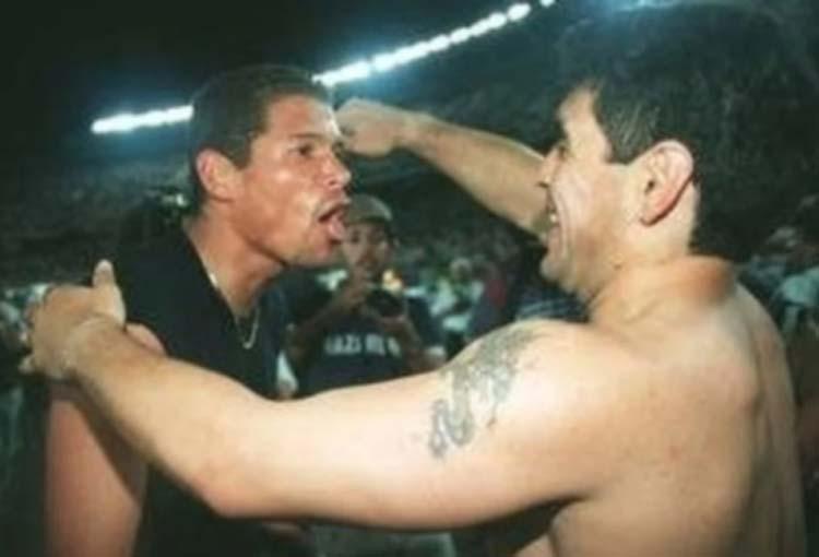 Óscar Córdoba y sus anécdotas con Diego Maradona