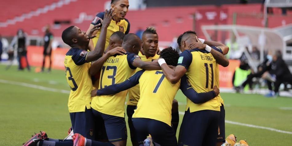 Ecuador tendrá tres bajas por COVID-19 ante Colombia