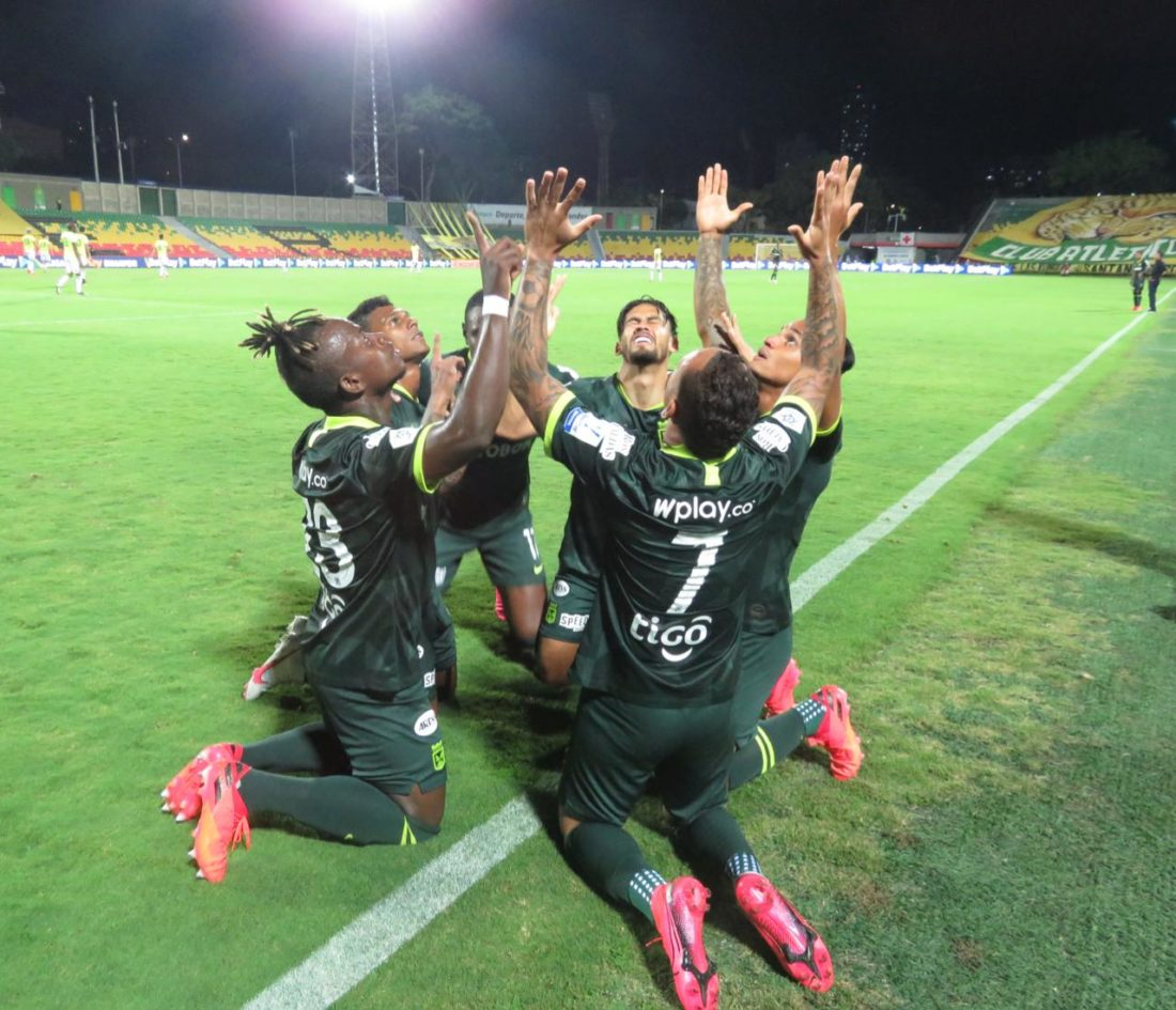 Atlético Nacional clasificó a cuartos de final de la Copa Betplay