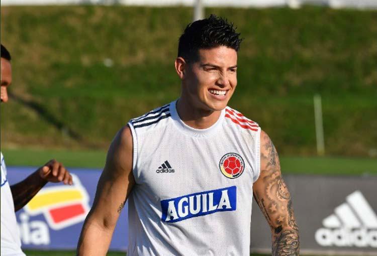 James Rodríguez y su mensaje en la Selección Colombia
