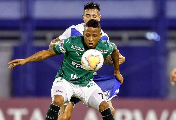 Deportivo Cali puso queja en Conmebol por arbitraje en Copa Sudamericana