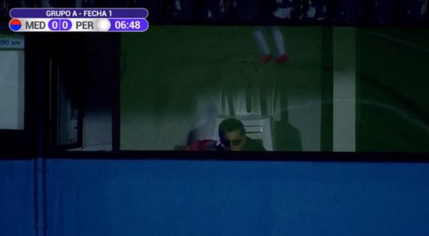 ¿Qué hacía Juan Carlos Osorio en Medellín vs. Pereira?