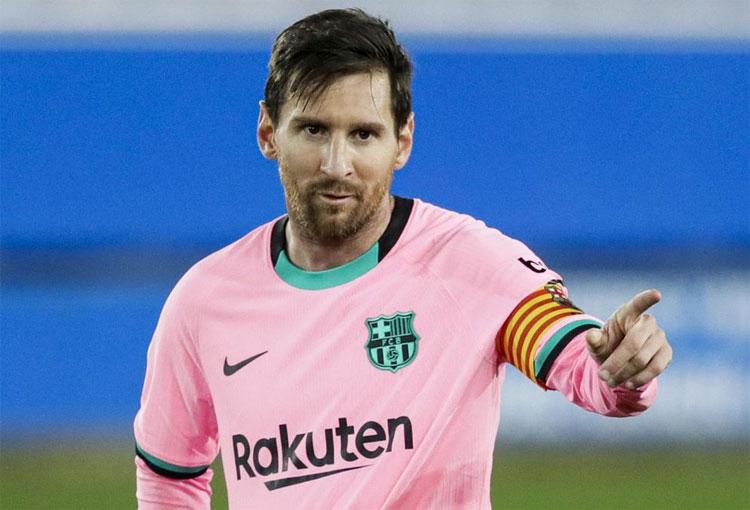 Lionel Messi y los coqueteos con otros equipos para 2021