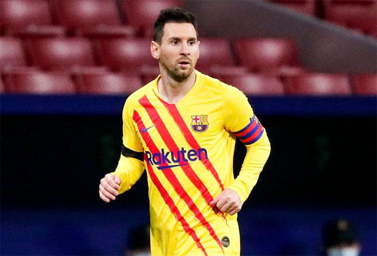 Manchester City y un plan especial para contratar a Lionel Messi