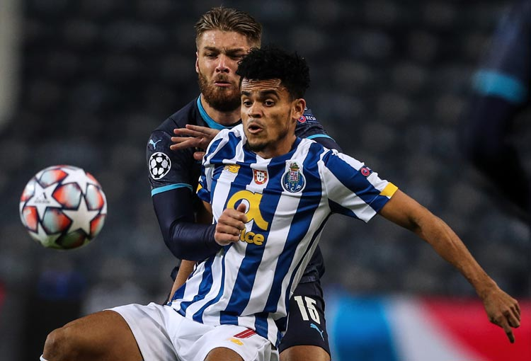 Luis Díaz, golazo y competencia en el Gol de la Semana de la Champions League