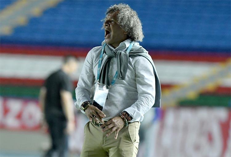 """Alberto Gamero sobre Millonarios FC: """"Me les quito el sombrero"""""""