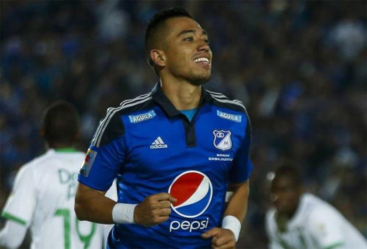 ¿Quiere regresar Fernando Uribe a Millonarios FC?