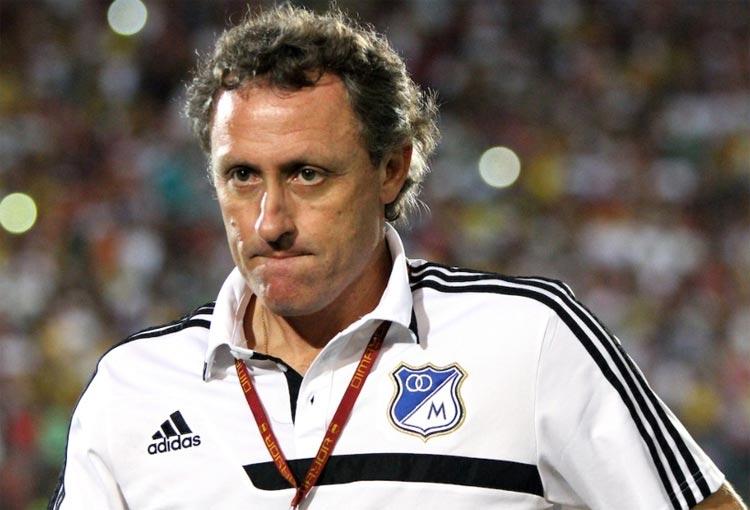 """""""Hoy hubo algunos equipos que no les convenía que pase Millonarios. Le tienen miedo"""""""