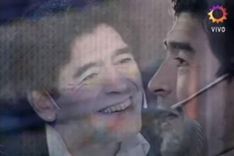 El día en que Diego Maradona se entrevistó y habló de lo que se diría en su funeral
