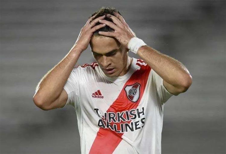 Santos Borré, COVID-19 y su infortunio con la Selección Colombia