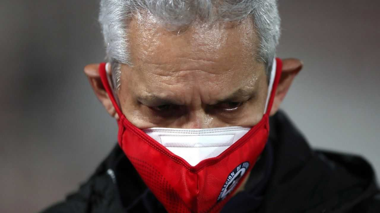 Reinaldo Rueda respira tras ganar con Chile