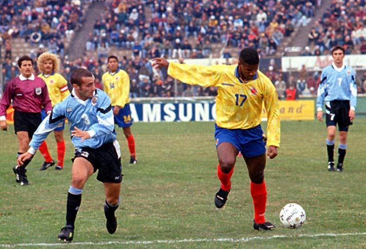 Hamilton Ricard analizó el Colombia vs. Uruguay