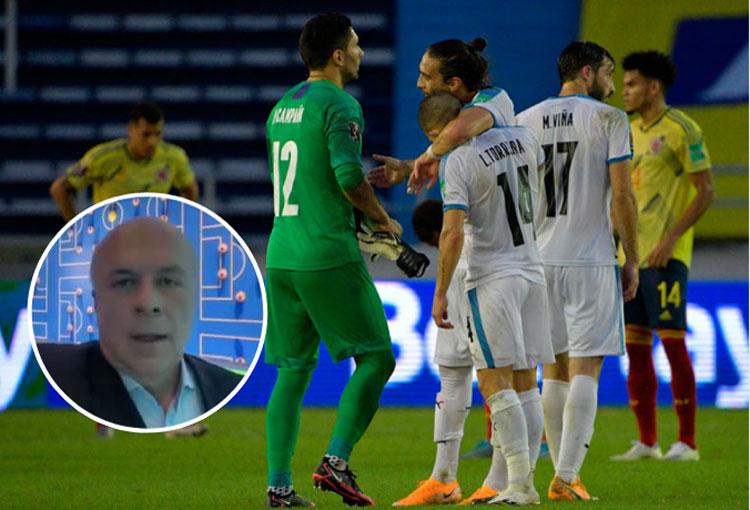 """Otra crítica de Carlos Antonio Vélez a la Selección Colombia: """"Vicio viejo"""""""