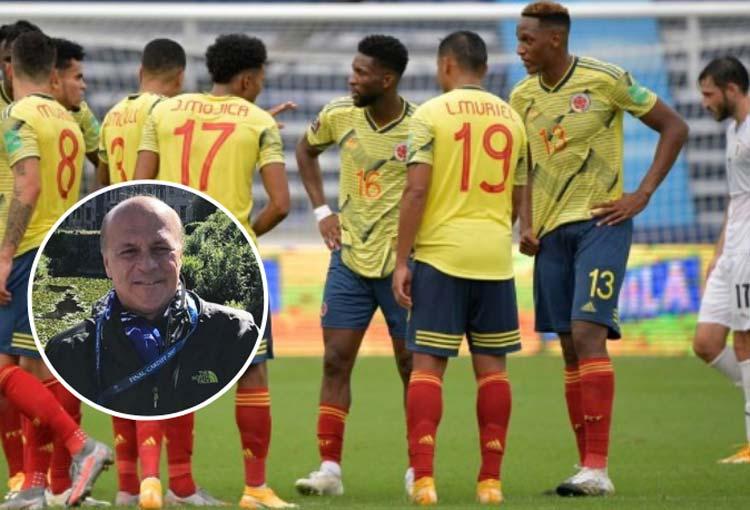 """Carlos Antonio Vélez para la Selección Colombia: """"Tenemos mucho jugador sobrevalorado"""""""