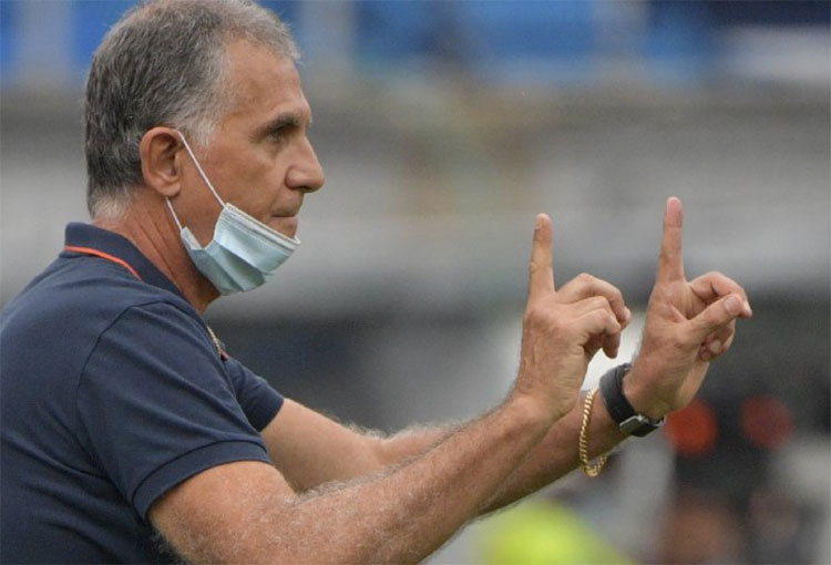 5 cosas que no se olvidarán de la primera derrota oficial de Queiroz en Selección Colombia