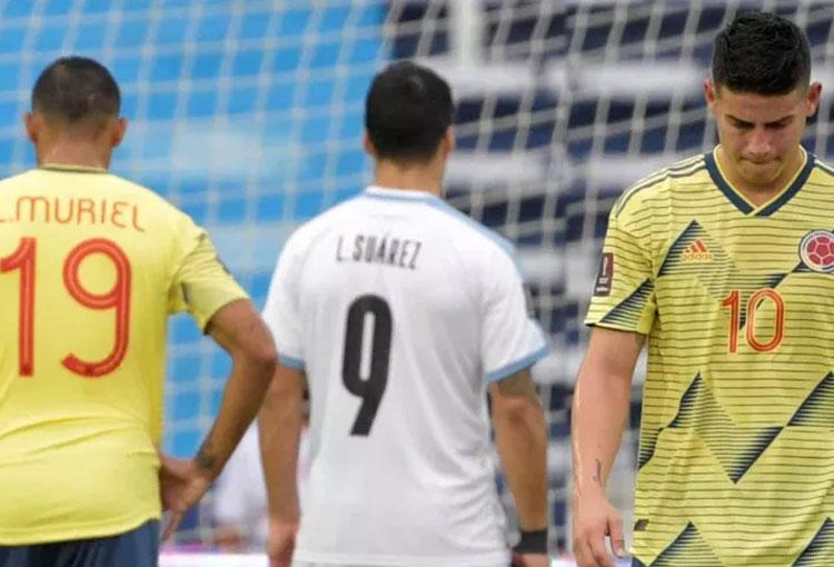 """Selección Colombia: Hernández Bonnet, James Rodríguez y una nueva """"revelación"""""""