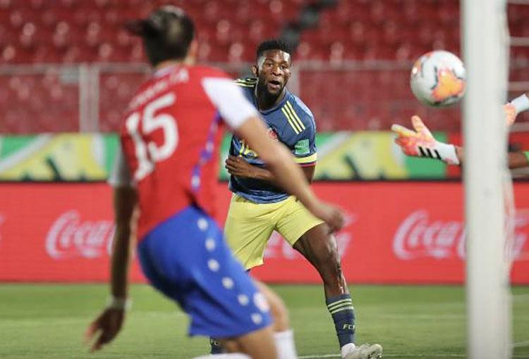 Selección Colombia y la mejor noticia con Jéfferson Lerma
