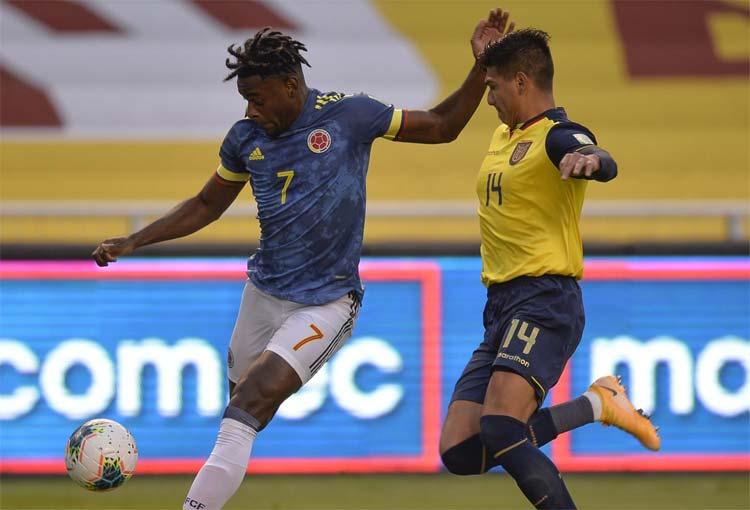 Cuándo vuelve a jugar la Selección Colombia y su posición en la Eliminatoria