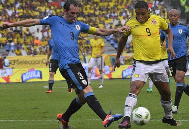 ¿Quién transmite el partido de la Selección Colombia vs. Uruguay?