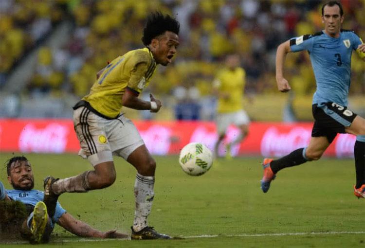 Selección Colombia: ¡Factor sorpresa en el juego ante Uruguay!