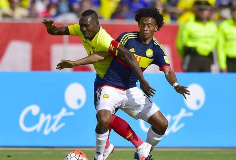 Selección Colombia: a romper con las estadísticas en Ecuador