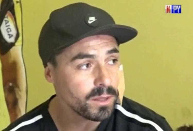 Vladimir Marín relató detalles de su accidente