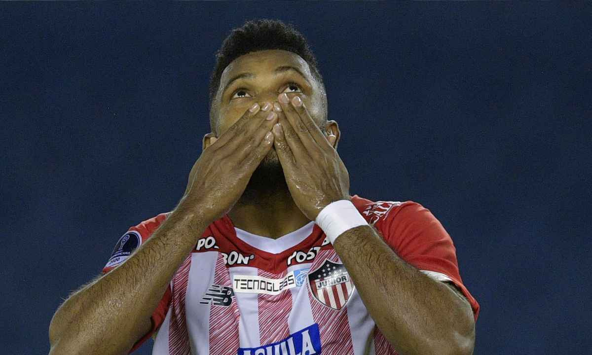 ¿Fue el último partido de Miguel Ángel Borja en Junior