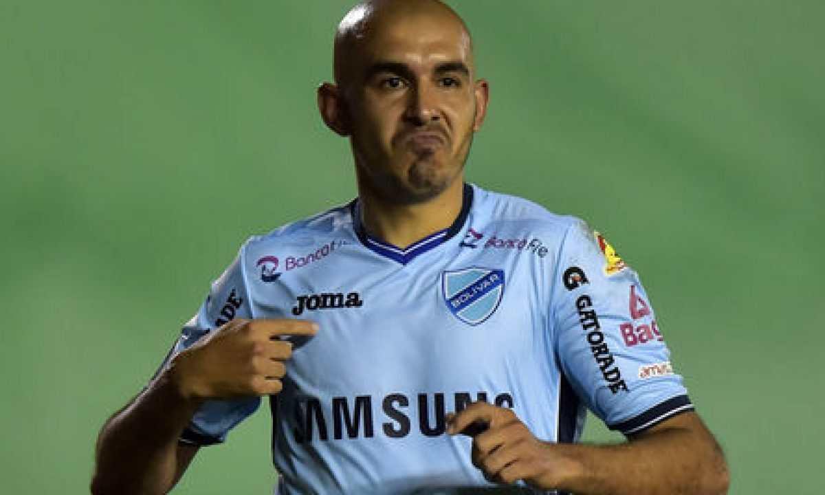¿Quién es Marcos Riquelme El delantero que está cerca de Nacional