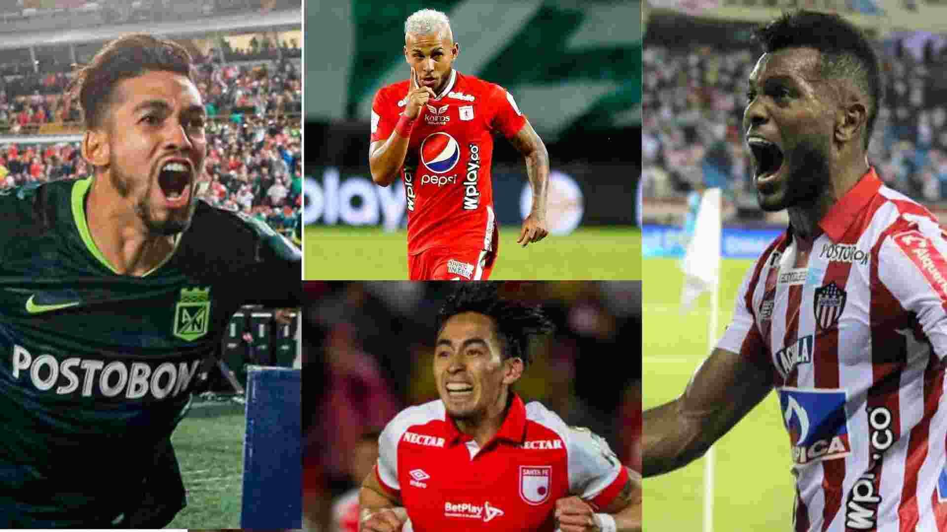 11 ideal de la Liga BetPlay 2020 según Dimayor