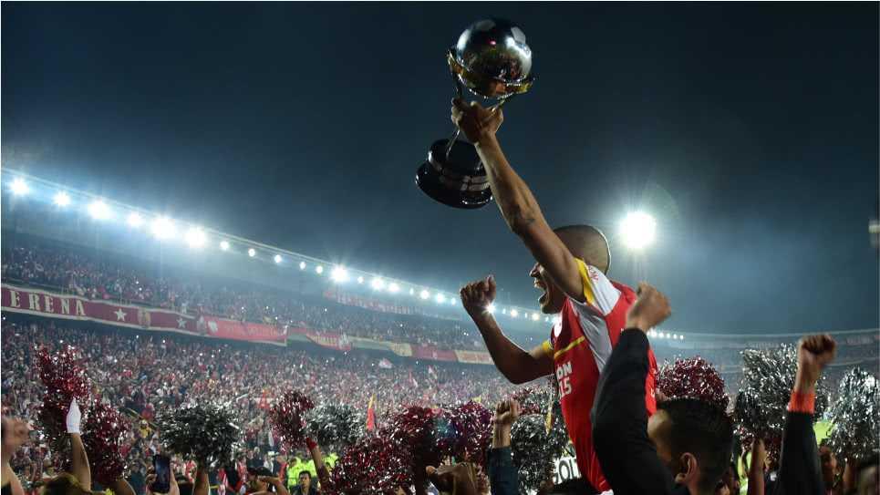 5 años de la primera Copa Sudamericana para Colombia, ganada por Santa Fe