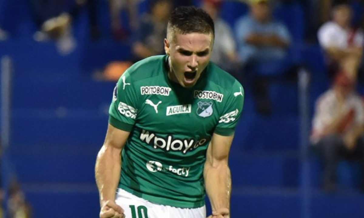 Agustín Palavecino fue ofrecido al Junior de Barranquilla