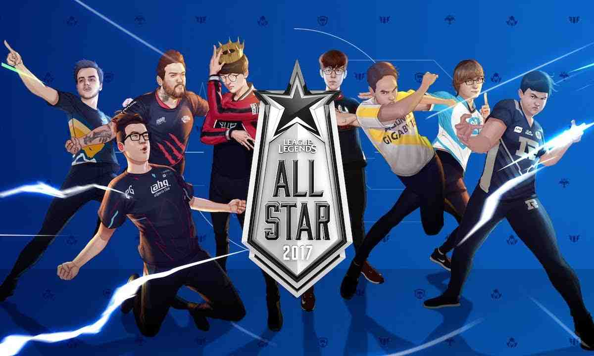 All-Star de League of Legends 2020 llega a Señal Colombia